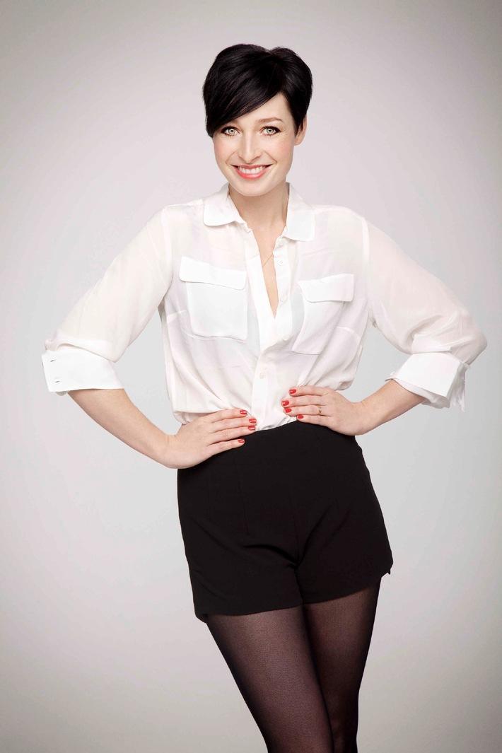 """""""Genau mein Ding!"""" - Kathy Weber (32) wird neue Moderatorin des kabel eins-Wissensmagazins """"Abenteuer Leben - täglich neu entdecken"""""""