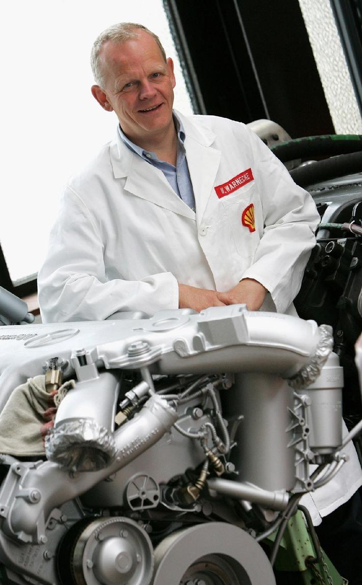 Renommierter Porsche-Preis für innovativen synthetischen Shell Kraftstoff