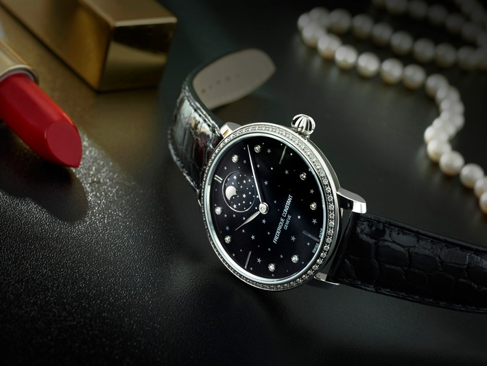 Lancement de la Slimline Moonphase Stars Manufacture
