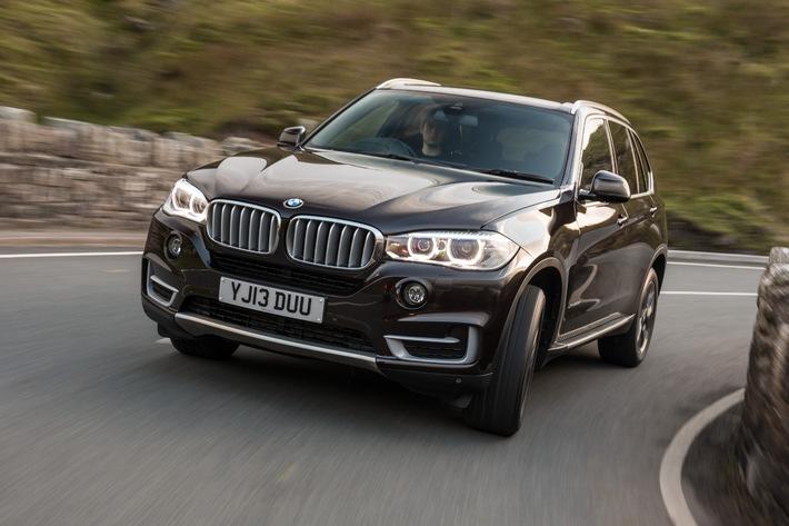 BMW Group auch im August auf Wachstumskurs