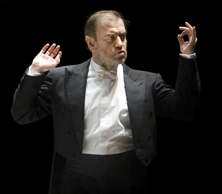 Clôture en beauté de la saison 2010-2011 des Migros-Pour-cent-culturel-Classics  London Symphony Orchestra avec Valery Gergiev en tournée à travers la Suisse