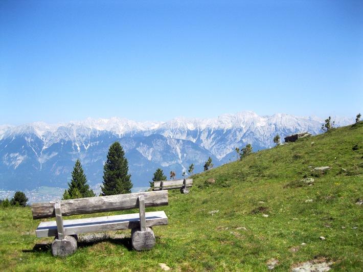 Unterwegs auf Traumpfaden zwischen Karwendel und Zentralalpen
