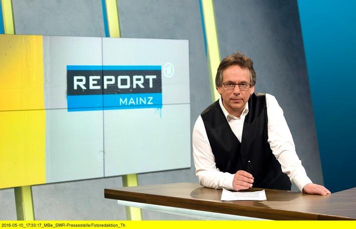 """""""Die alltägliche Hartz-IV-Willkür und weitere Themen in """"Report Mainz"""" / Dienstag, 1. November 2016, 21.45 Uhr im Ersten"""