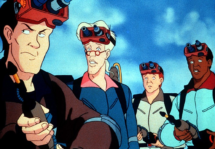 SAT.1: The Real Ghostbusters