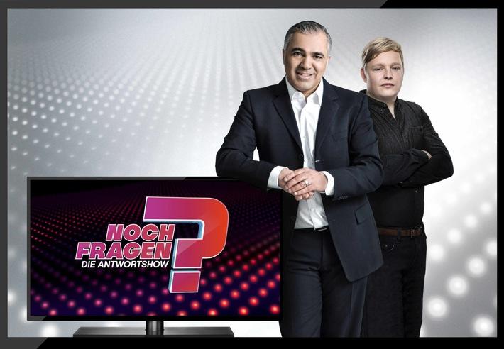 """Aiman Abdallah moderiert neue ProSieben-Show """"Noch Fragen? Die Antwortshow"""""""