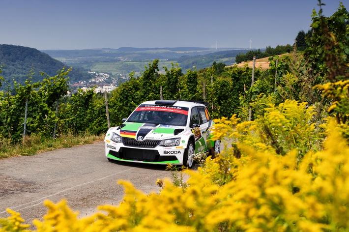 46. Barum Rally Zlín: SKODA freut sich auf den Rallye-Klassiker in der Heimat