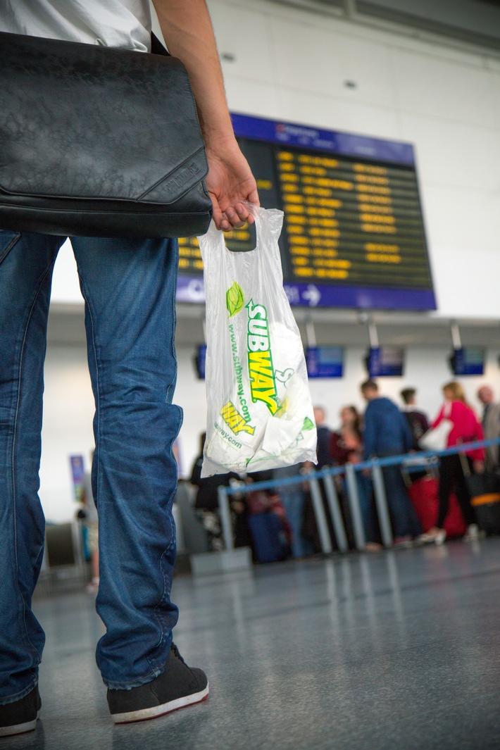 Check-in, Sandwich, Boarding - BILD