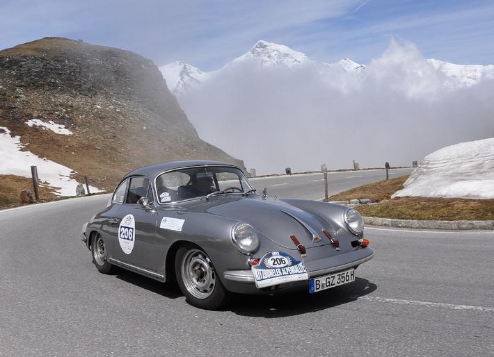 26. Kitzbüheler Alpenrallye: 5. - 8. Juni 2013