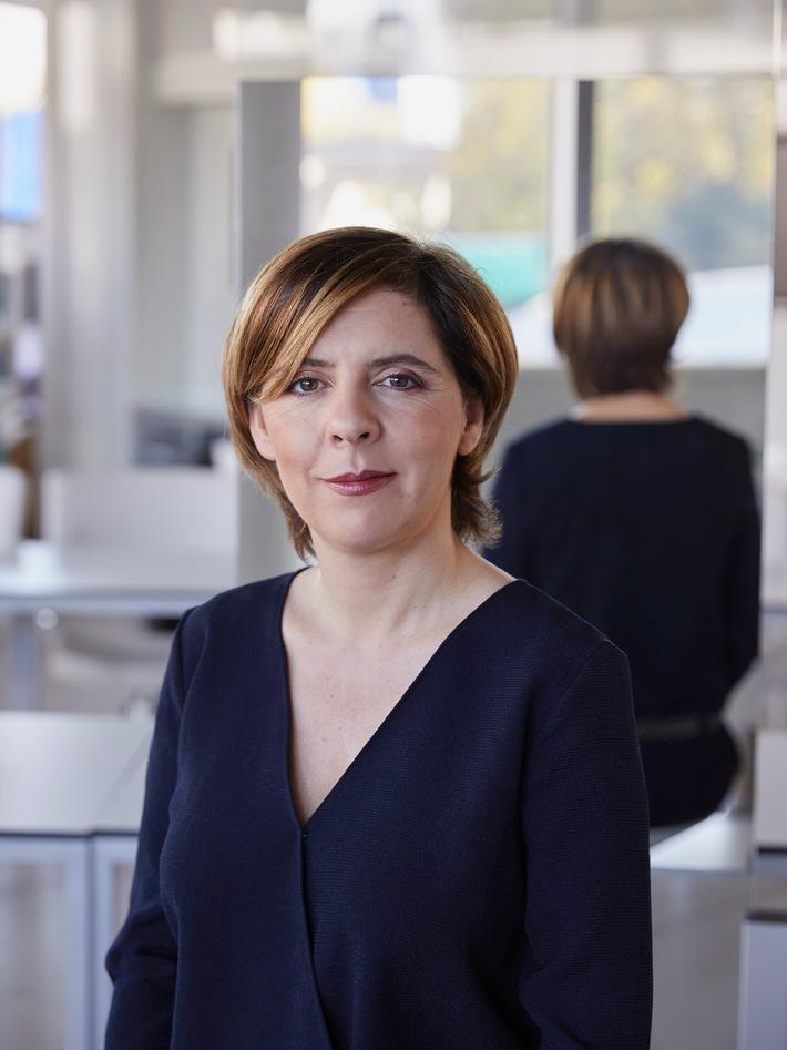 Nomination de Claire Brugnago à la tête de la Division Produits Professionnels de L'Oréal Suisse