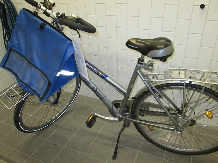 POL-DA: Darmstadt: Polizei sucht Besitzer eines Bergamont-Fahrrades
