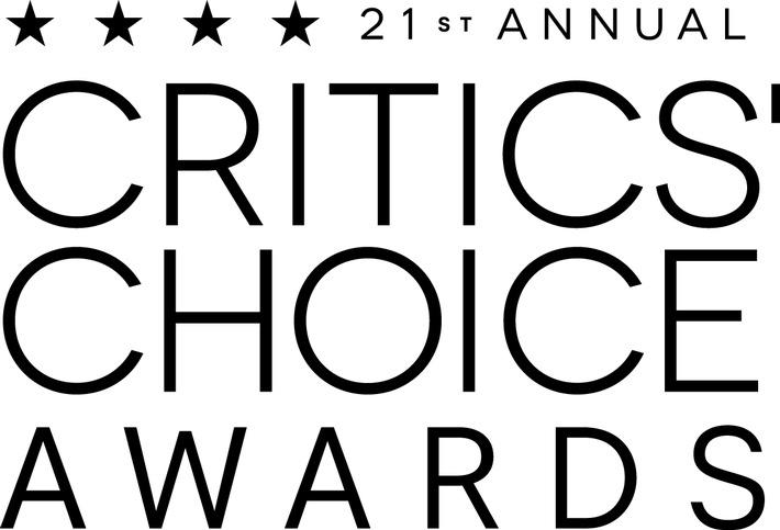 Critics' Choice Awards 2016: Exklusive Live-Übertragung der Award-Show im deutschsprachigen Raum auf A&E