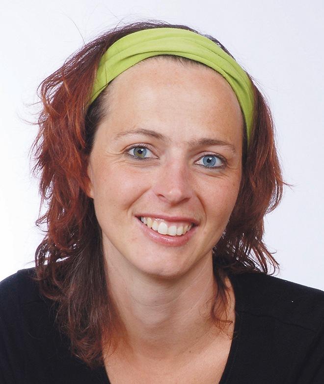 Irene Abderhalden ist neue Direktorin von Sucht Schweiz