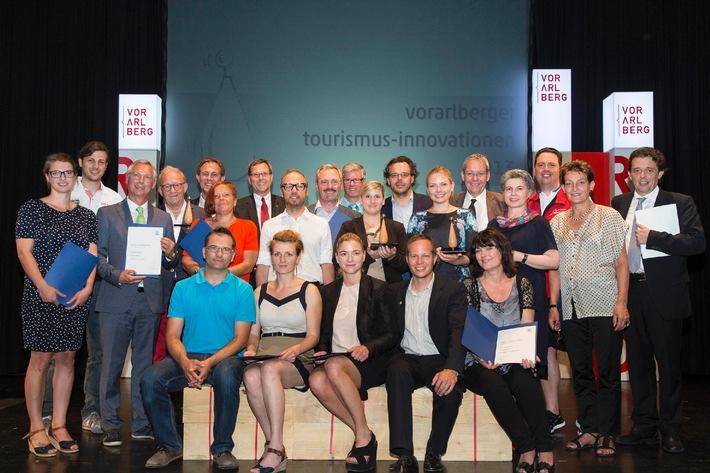 """Vorarlberger """"tourismus-innovationen 2013"""" mit beeindruckender Themenvielfalt"""