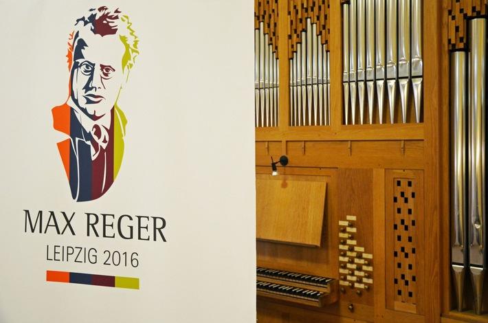 Der Leipziger Jubiläumsreigen geht weiter: Max-Reger-Festjahr 2016 in Leipzig