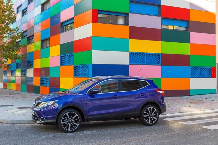 Nissan Schweiz: Bis zu 22,5 Prozent Euro-Bonus auf alle Neufahrzeuge (BILD)