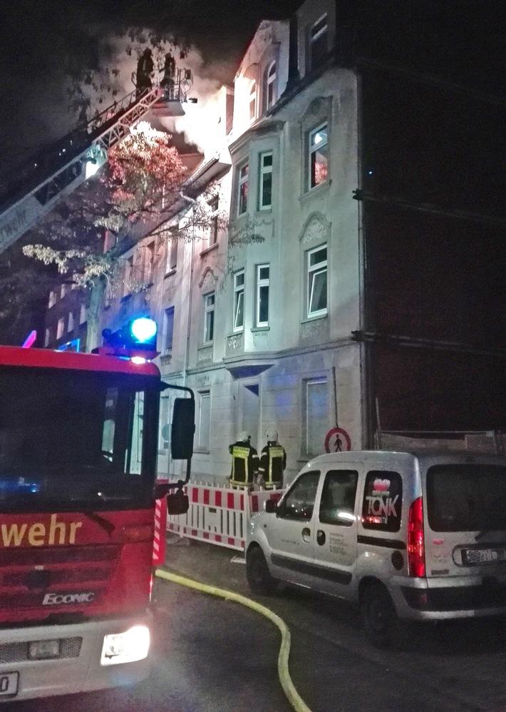 FW-GE: Ergänzung zur Silvester-Einsatzbilanz der Feuerwehr Gelsenkirchen