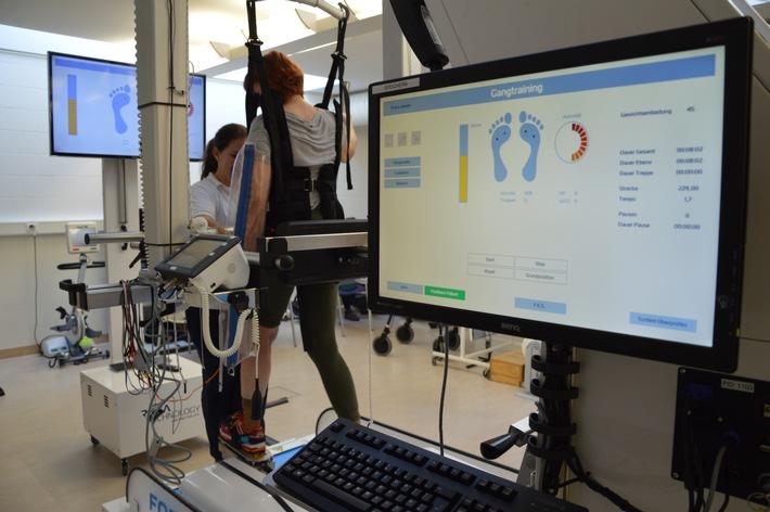 G-EO System @ Klinik Bethesda, Tschugg