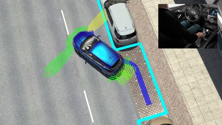 Stressfreies Parken, Kollisions-Vermeidung und Prävention von Geisterfahrten: Ford stellt neue Technologien vor