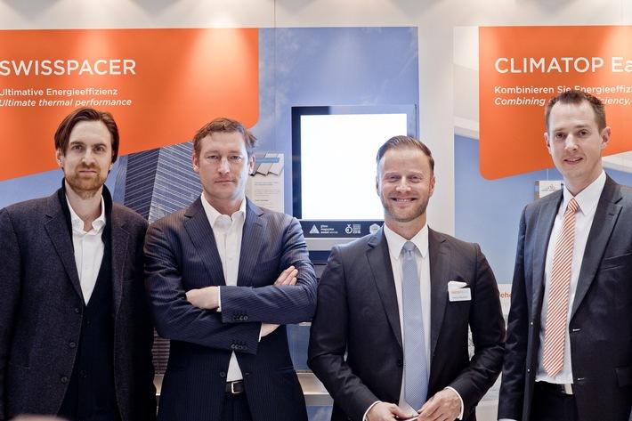 Integration von LightGlass Technologien in Produkte von Innovationspartnern ein voller Erfolg auf der BAU 2017 in München
