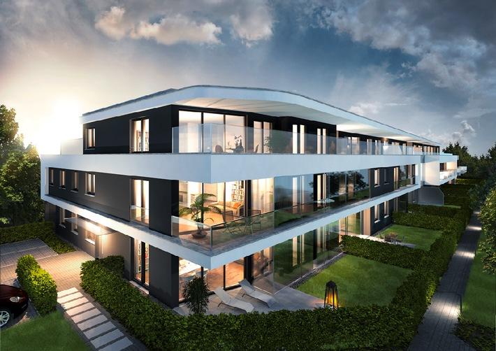 Baustolz und Strenger Bauen und Wohnen starten Verkauf im Neubaugebiet Poinger Seewinkel (Bayern) am 20. September 2014