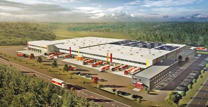NORMA: Startschuss für Logistikzentrum Mittelrhein / Nürnberger Discounter bringt nächste neue Niederlassung ans Netz