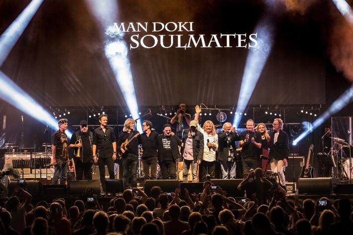 Überraschungskonzert Doppeljubiläum - Man Doki Soulmates feiern 25 Jahre Sziget Festival