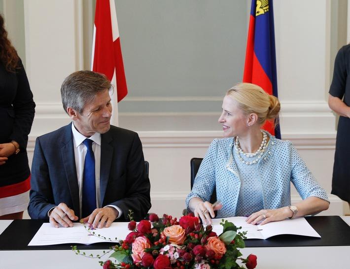 ikr: Kulturabkommen zwischen Österreich und Liechtenstein unterzeichnet
