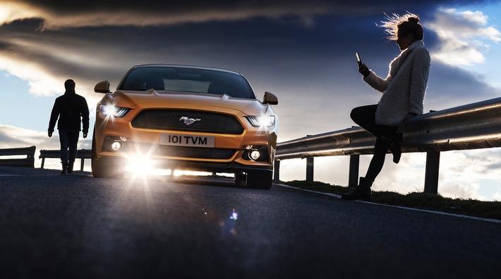 Ford veröffentlicht sechs Videos zum neuen Mustang