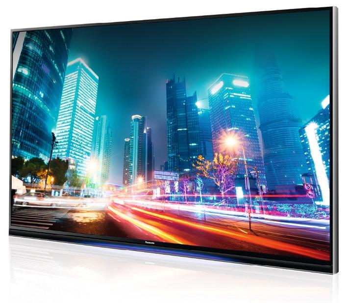 4K Ultra HD-TVs der Superlative: Panasonic AXW904- und XW944-Serie / Weltweit erste TVs mit SAT>IP Client & Server überzeugen mit überragender Bildqualität und innovativen Netzwerkfunktionen