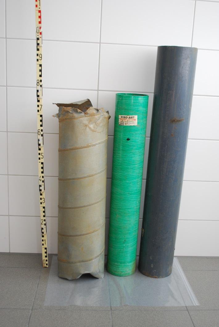 """POL-EL: Nordhorn - Ergänzung: Ermittlungen zu """"Kugelbomben"""" - Zeugen gesucht"""
