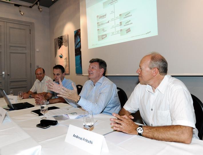 v. Nordeck acquiert un leader mondial de marché: Succession idéale pour Fritschi, le spécialiste des fixations