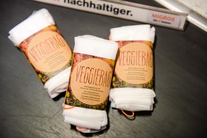 Les Veggie Bags vont conquérir Migros à l'échelle nationale