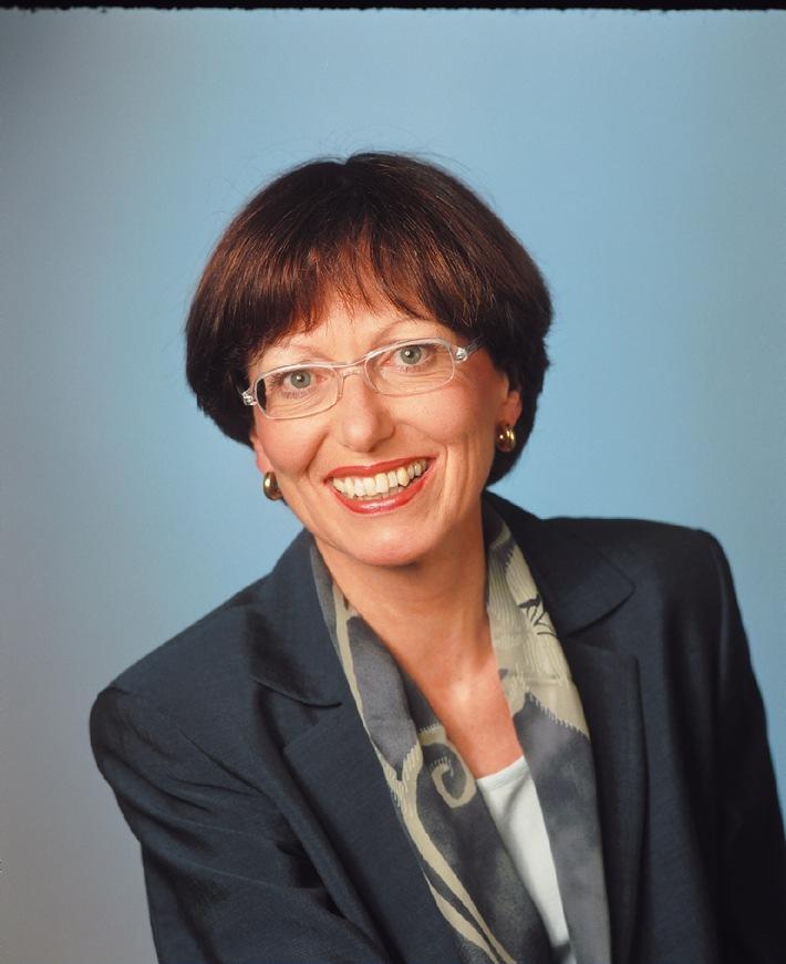 Rita Roos neue Direktorin von Pro Infirmis Schweiz