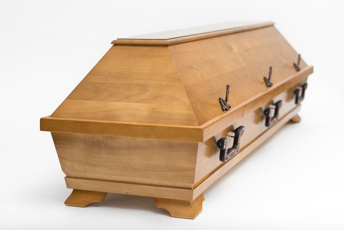 Das sind die beliebtesten Urnen und Särge bei Bestattungen in Deutschland