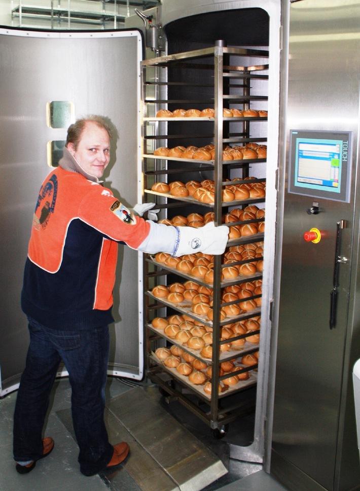 Die Österreichische Bäckerei-Konditorei Sieberer setzt auf Vakuumbacken