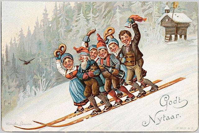 Sucht Schweiz Skifahren und Alkohol, ein harmloser Mix?