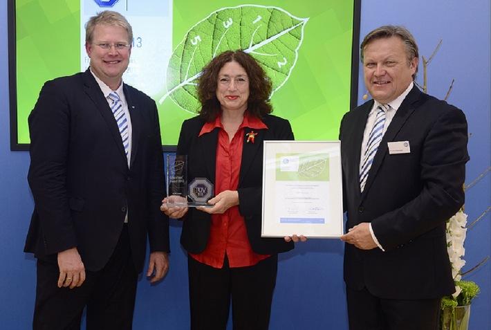 AIDA für umweltfreundliches Flottenmanagement mit Green Fleet Award ausgezeichnet / Mit Carsharing spart die Reederei jährlich 1,7 Tonnen CO2 pro Auto ein