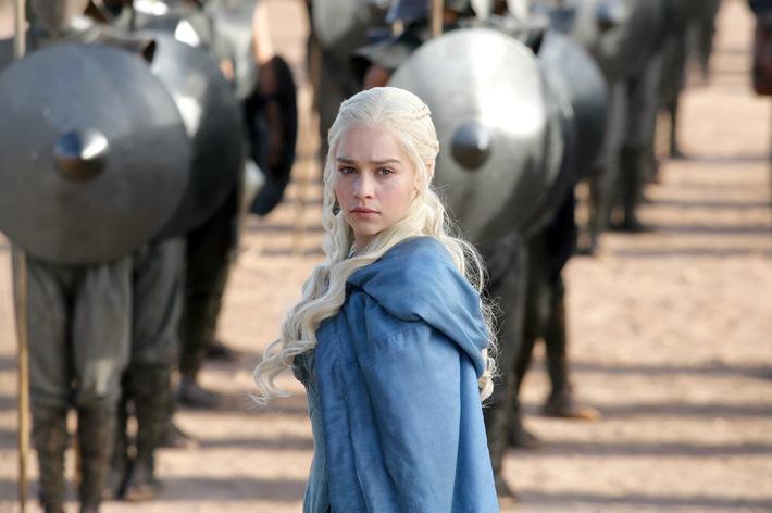 """RTL II zeigt die die dritte Staffel der Fantasy-Serie """"Game Of Thrones - Das Lied von Eis und Feuer"""""""