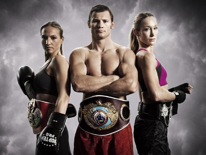 Boxchampion Robert Stieglitz verteidigt WBO-Titel gegen Mexikaner Enrique Ornelas - live am 20. November 2010 in SAT.1 (mit Bild)