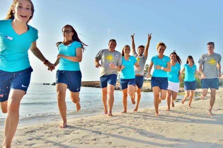 alltours sucht zum Sommer 80 neue Mitarbeiter für die Bereiche Fitness, Sport, Personaltraining und Kinderbetreuung / Berufserfahrungen sammeln auf den Kanaren, Mallorca und Griechenland