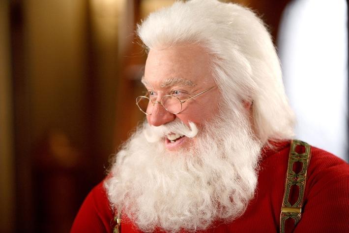 "Weihnachtsmann in Not: ""Santa Clause 3"" am Donnerstag in SAT.1"