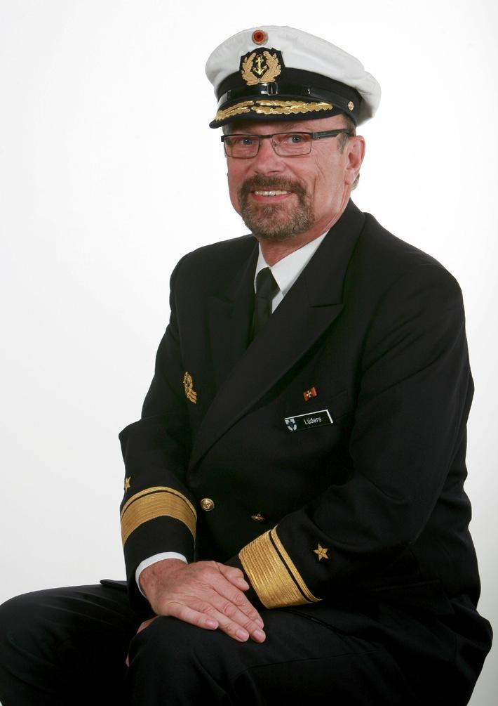 Wechsel an der Spitze des Marineunterstützungskommandos
