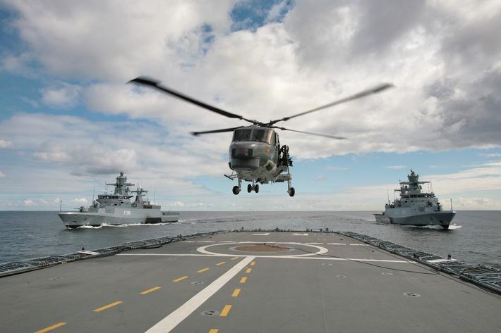 """""""Sea Lynx"""" uneingeschränkt einsatzbereit"""