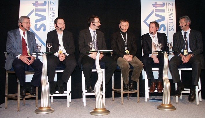SVIT-Immobilienforum in Lenk: Schweizer Top-Verleger am Gipfeltreffen im Berner Oberland