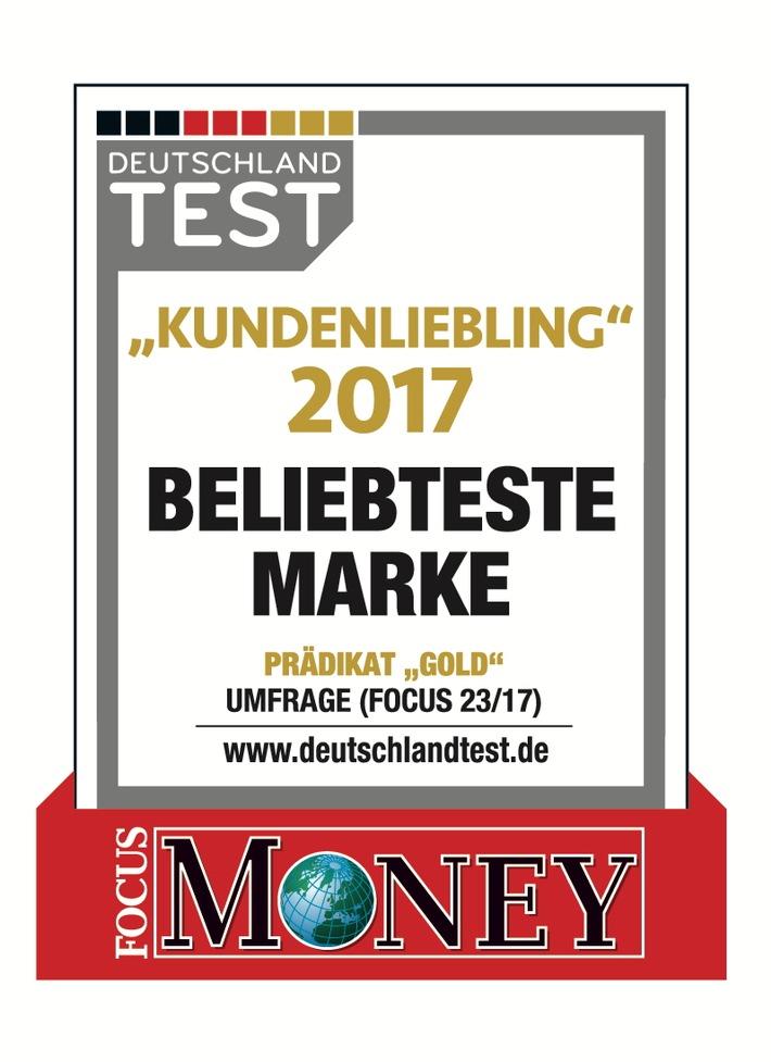 "Kumho ist ""Kundenliebling 2017"""