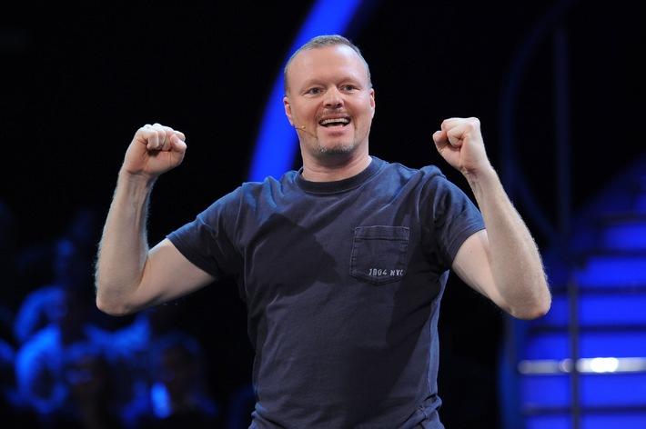 """314 Tage ungeschlagen: Hält Stefan Raabs Serie? """"Schlag den Raab"""" um 2,5 Millionen Euro"""