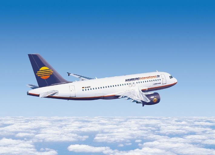 Lufthansa Technik betreut neue Airbus-Flotte von Hamburg International