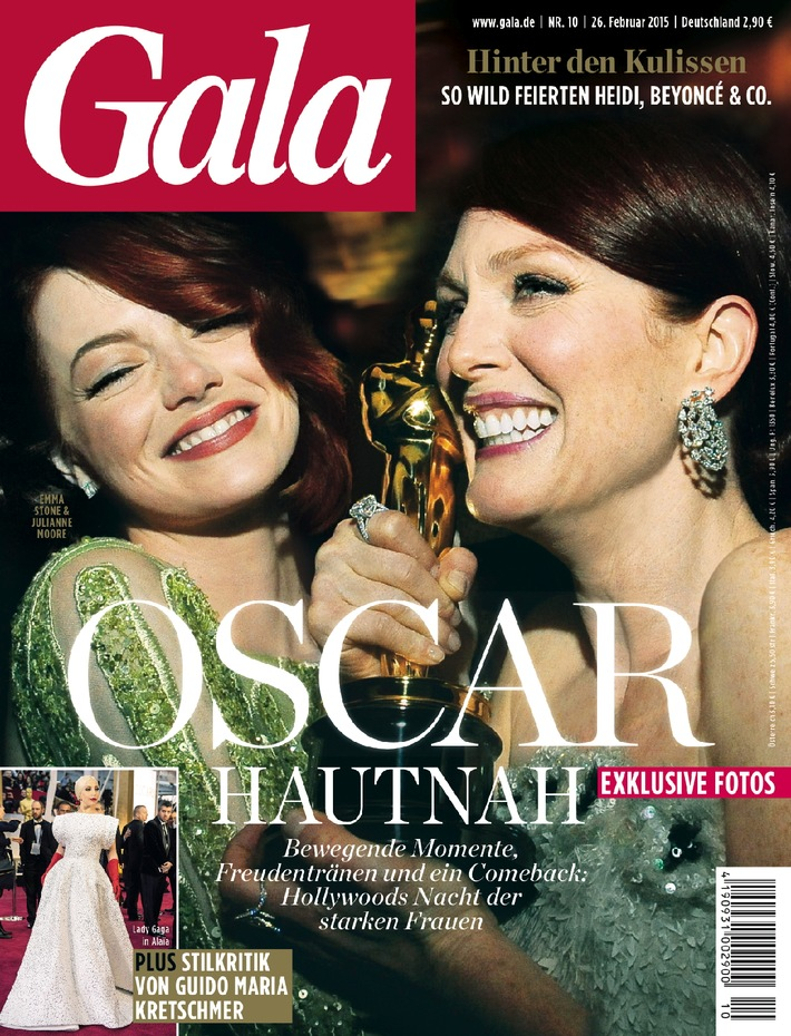 "Oscar-Preisträgerin Julianne Moore: ""Der grö�te Gewinn ist meine Familie"""