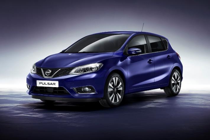 Spacieux, élégant et innovant: le nouveau Nissan Pulsar