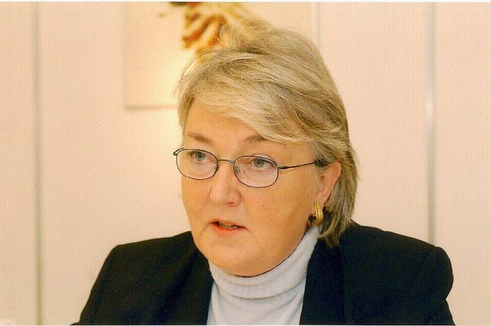 Louise Gysi- de Bruin, nouveau membre du conseil d'administration de la Visana
